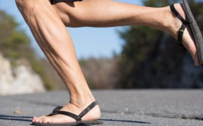 Las sandalias no son sólo para el verano ¡Corre con ellas!